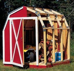 Fast Framer Gambrel Roof Style Framing Kit
